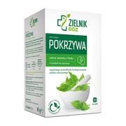 ZIELNIK DOZ Pokrzywa, zioła do zaparzania, 1,5 g, 30 saszetek
