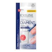 Eveline, odżywka diamentowa do paznokci, 12 ml