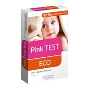 Pink Test Eco, test ciążowy, paskowy, 1 szt.