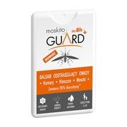 Moskito Guard, mleczko odstraszające komary, meszki, kleszcze, 18 ml