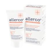 Allerco, krem emolientowy, natłuszczający, skóra podrażniona i skłonna do alergii, 75 ml