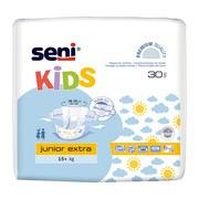 Seni Kids, pieluchomajtki, Junior Extra (15+ kg), 30 szt.