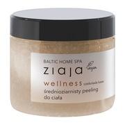Ziaja Baltic Home Spa Wellness, średnioziarnisty peeling do ciała, czekolada, kawa, 300 ml