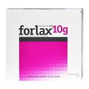 Forlax 10 g, proszek do sporządzania roztworu doustnego, 10 saszetek