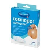 Cosmopor Waterproff, samoprzylepny opatrunek jałowy, 10 x 8 cm, 5 szt.