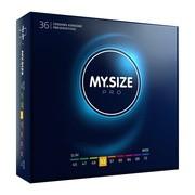 MY.SIZE Pro, prezerwatywy, 53 mm, 36 szt.