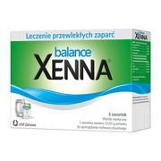 Xenna Balance, proszek do sporządzania roztworu doustnego, saszetki, 6 szt.