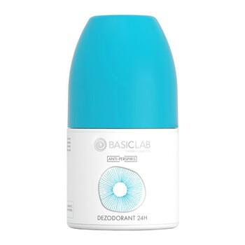 BasicLab AntiPerspiris, dezodorant 24h, 60 ml