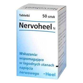 Heel-Nervoheel N, tabletki, 50 szt.