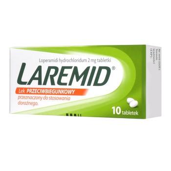Laremid, 2 mg, tabletki, 10 szt.
