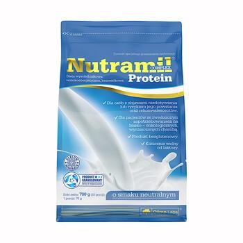 Olimp Nutramil Complex Protein, smak neutralny, proszek, 700 g