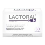 Lactoral IBD, kapsułki, 30 szt.