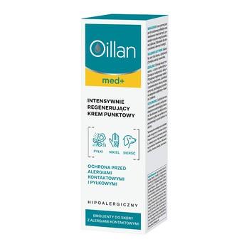 Oillan med+, intensywnie regenerujący krem punktowy, 50 ml