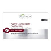 Bielenda Professional, aktywny koncentrat z roślinnymi komórkami macierzystymi, 3 ml x 10 ampułek
