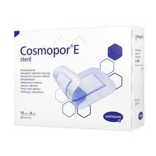 Cosmopor E, plastry opatrunkowe jałowe, 10 x 8 cm, 25 szt.