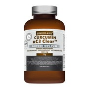 Singularis Curcumin uC3 Clear Powder 100% Pure, proszek, 70 g