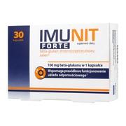Imunit Forte, kapsułki, 30 szt.