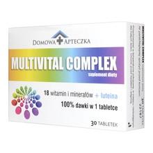 Multivital Complex, z mikroelementami, tabletki, 30 szt.