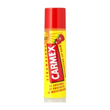 Carmex, balsam do ust, Strawberry, sztyft, 4,25 g