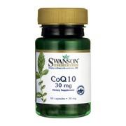 Koenzym Q10, 30 mg, kapsułki, 60 szt. (Swanson)