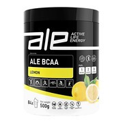 ALE Active Life Energy BCAA Lemon, proszek, 500 g