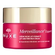Nuxe Merveillance Enrichie, krem liftingująco-ujędrniający na widoczne zmarszczki, skóra sucha i bardzo sucha, 50 ml