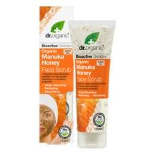 Dr. Organic Manuka Honey, peeling do twarzy z miodem manuka, 125 ml