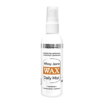 WAX angielski Pilomax, Wax Daily Mist, odżywka spray do włosów jasnych, 200 ml