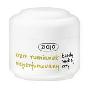Ziaja Rumiankowa, krem rumiankowy nieperfumowany, 50 ml