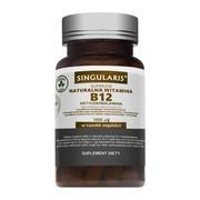 Singularis Naturalna Witamina B12 Metylokobalamina, kapsułki, 60 szt.