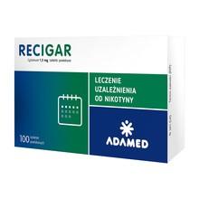 Recigar, tabletki powlekane, 100 szt.