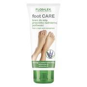 FlosLek Laboratorium Foot Care, krem do stóp przeciw nadmiernej potliwości, 100 ml