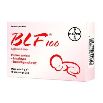 BLF 100, proszek do sporządzania zawiesiny doustnej w saszetkach, 10 szt.