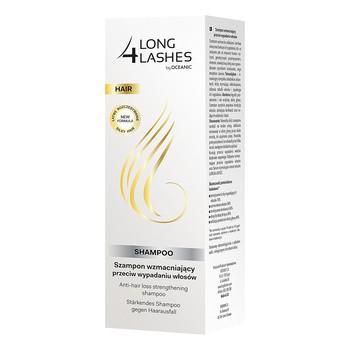 Long 4 Lashes, szampon wzmacniający przeciw wypadaniu włosów, 200 ml