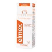 Elmex Przeciw Próchnicy, płyn do płukania jamy ustnej bez alkoholu, 400 ml