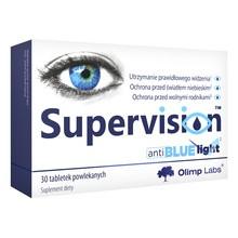 Olimp Supervision, tabletki powlekane, 30 szt.