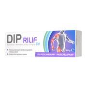 Dip Rilif, (50 mg+30 mg)/g, żel, 50 g
