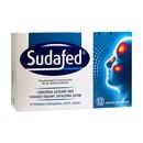 Sudafed, 60 mg, tabletki powlekane, 12 szt.