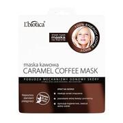 L`Biotica Maska Kawowa, na tkaninie, 23 ml