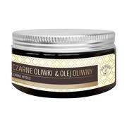 Botame Face Czarne Oliwki & Olej Oliwny, czarne mydło, 100 g