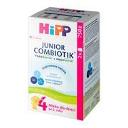 HiPP 4 Junior Combiotik, mleko następne, po 2. roku, proszek, 750 g