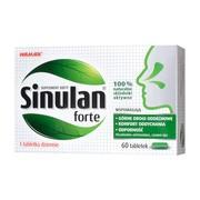 Sinulan Forte, tabletki powlekane, 60 szt.