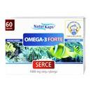 Omega-3 forte Naturkaps, kapsułki, 1000 mg, 60 szt.