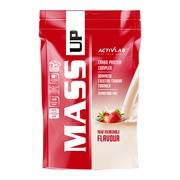 MASS UP Activlab Pharma, smak truskawkowy, proszek, 1200 g