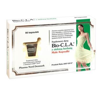 Bio-C.L.A. z zieloną herbatą, kapsułki, 90 szt.
