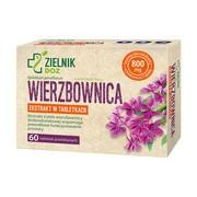 ZIELNIK DOZ Wierzbownica, tabletki powlekane, 60 szt.