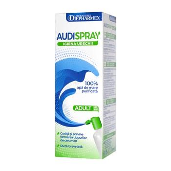 Audispray Adult, roztwór wody morskiej, higiena uszu, 50 ml