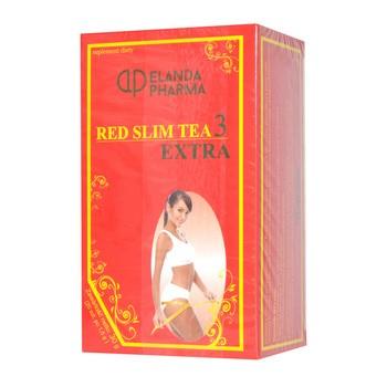 Red Slim Tea 3 Extra, herbatka, fix, 1,5 g x 20 szt.