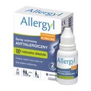Allergyl, spray ochronny, antyalergiczny, 200 dawek, 1 szt.
