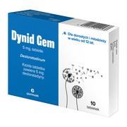 Dynid Gem, 5 mg, tabletki, 10 szt.